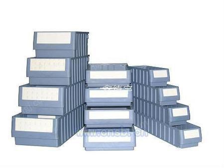 多功能物流盒 即墨藍色物流盒