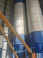 山東濰坊全國回收三一中聯等各種型號攪拌站,水泥倉