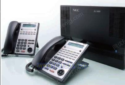 出售西安NEC SL1000程控電話服務器