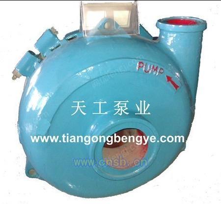 砂砾泵 TH系列渣浆泵 工业泵