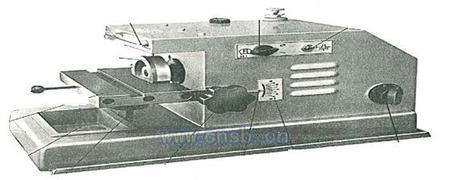 瑞士BIAX电动磨刀机SKM80