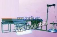 国丰ZWJ4-2000半自动金属菱形编网机