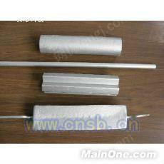 出售焊線犧牲陽極 銅焊接鎂陽極成品