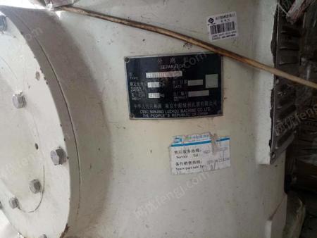 厂处理1台处理量18888L/H分离机(离心机),卖2万