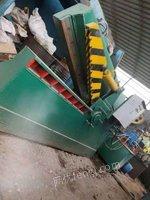 年底处理一台江阴250吨鳄鱼式一台