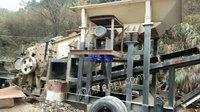 湖南出售二手选矿设备 移动打沙机出售 二手制砂生产线出售