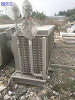 广东湛江出售4台二手冷凝器电议或面议