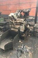 上海崇明县出售连续式热风回火炉生产线等39台设备