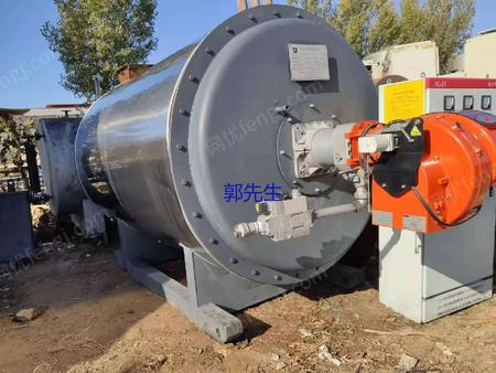 二手燃气锅炉回收