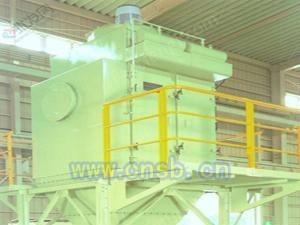 供应废气净化设备塑烧板除尘器