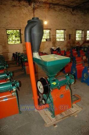 出售出口nf400小型碾米機