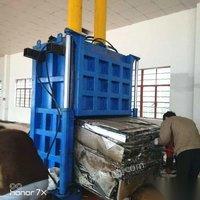 山东菏泽出售废铝打包机大型液压废铝合金不锈钢废铁料金属打包机压块机质量好价格低