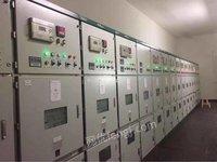 出售38个高低压配电柜 (高压24个,低压14个) 2台变压器