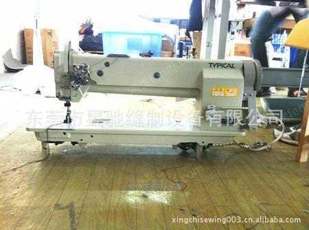 标准加长双针车GC20606L8