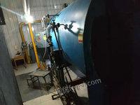 甘肃兰州厂子倒闭,出售一台15吨和20吨的燃煤锅炉各一台