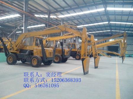 卸煤机――SWX-95侧式卸煤机