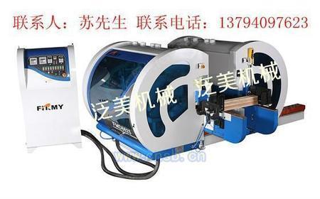 广东泛美机械双端铣FMD8625