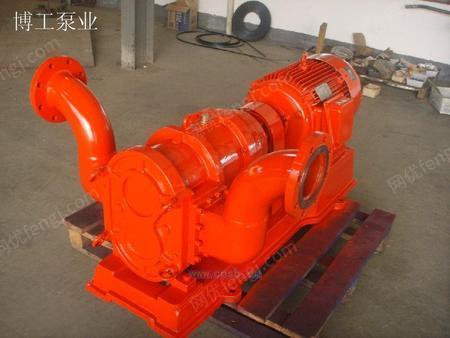 出售博工泵業無堵塞轉子消防泵