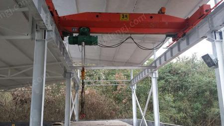 出售安徽六安单梁桥式起重机1-20吨加工定制