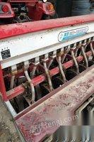 河北衡水出售神禾小麦播种机 自己用的,小麦种完了,处理
