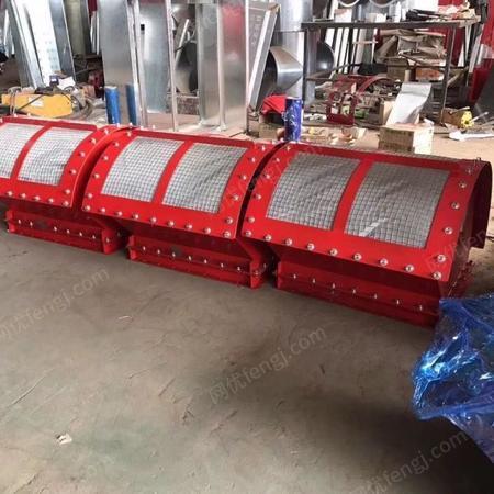 供应大型化工管道泄压装置无焰泄爆装置