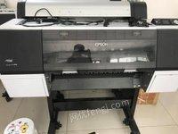 河北邯郸转让爱普生大幅面晶瓷画打印机 9908