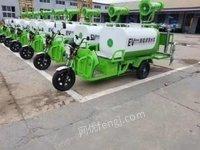 河北邢台出售工地电动三轮雾炮洒水车小型雾炮机园林绿化喷水车