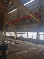 出售江阴凯程葫芦,16吨, 单梁规矩10米。几乎未用,2.5万出售