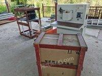 广东清远九成新锂电池生产设备出售