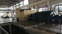 出售二手背压式汽轮机HNG32/25/16,7500千瓦