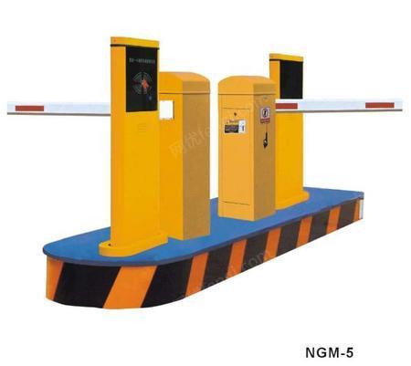 供应环氧地坪智能道闸交通设施护栏人脸识别车牌识别