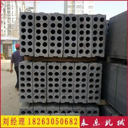 陶粒空芯墙板设备 永乐机械 抽管抽板都是机械化