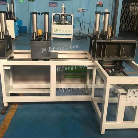 楚达机械 全自动铝切机 铝型材任意角度锯厂家 工业铝型材切割设备