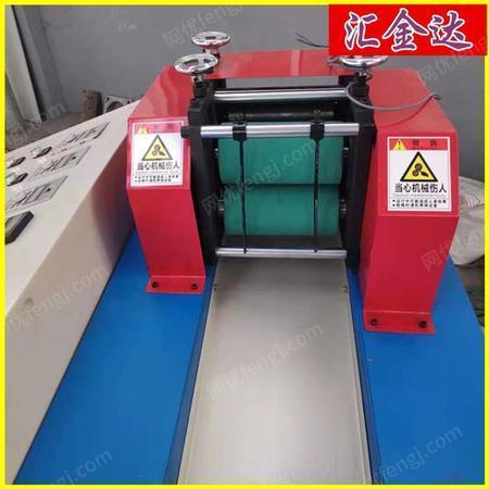 珍珠棉生产设备机器-汇欣达专业定做珍珠棉护边机械
