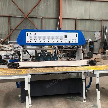 佛山市玻璃磨边机 稳定性高 是工艺玻璃设备 金豚机械有限公司