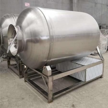 威海市食品机械设备  真空负压滚揉机 全新机器厂家直销