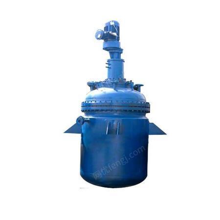 山东 威海自控充 足供应优质 反应釜  反应设备机械设备