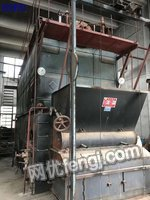 急售10吨燃煤蒸汽锅炉