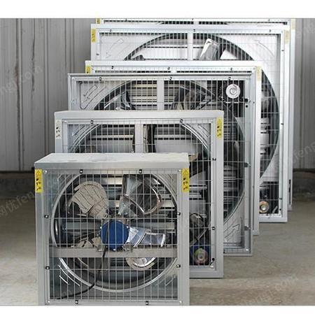 兔舍兔棚降温负压风机 迅为机械 兔舍通风换气设备