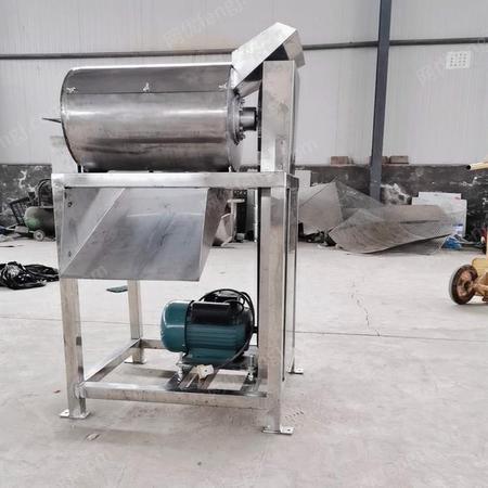 多功能蔬菜水果打浆机参数 不锈钢打浆机品质 果蔬机械设备