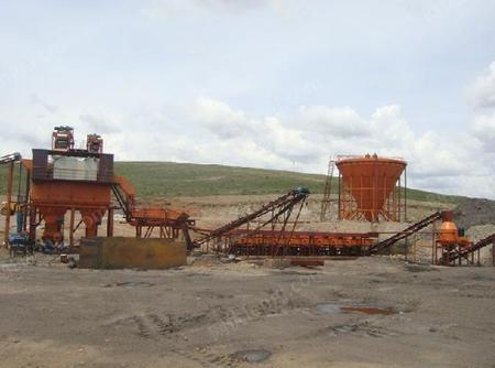 跳汰洗煤设备厂
