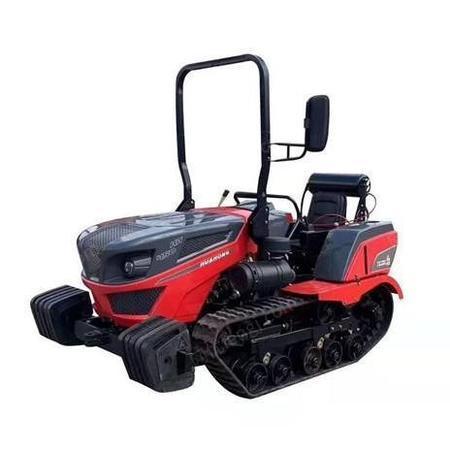新疆葡萄园微耕机 大功率农用旋耕设备 多功能45马力的旋耕开沟起垄机