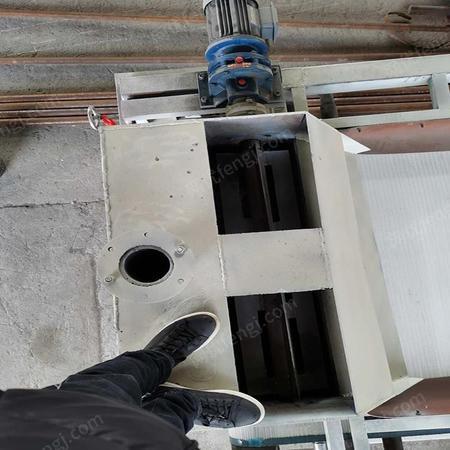 三门峡自动化带式压泥机洗砂废泥压滤设备厂家巩义科胜