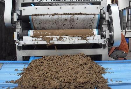 陕西带式对辊压泥机砂场泥浆压滤设备巩义科胜生产型厂家