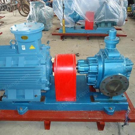 何氏泵业齿轮泵供应KCB-2500  内啮合齿轮泵  采用机械密封做燃料油供料泵