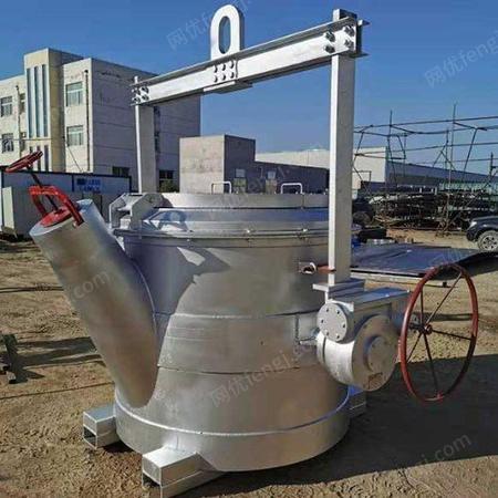 耐高温铝水中转包报价 加工定制铝水中转包报价 东青机械