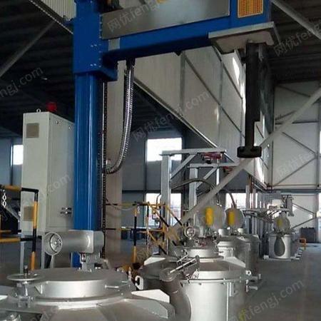 供应铝液除气机生产厂 东青机械 移动式铝液除气机报价