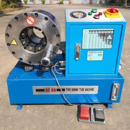 啤油管机器设备 6-51mm啤高压油管机器 2寸挖掘机油管啤喉机