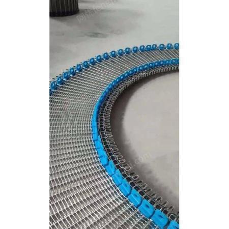螺旋冷却塔厂家 螺旋网带  面包螺旋冷却塔 钰盛机械