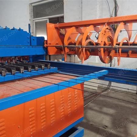 新型自动化网片焊网机 隧道专用焊网机 机械设备